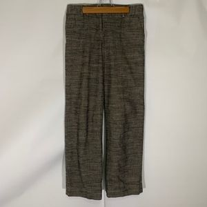 The Limited Tweed Gray Lined Dress Pants 2